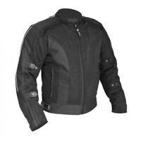 Australian BG Chicane CE Armour Summer Mesh Waterproof textile cordura Jacket