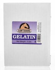 Pure Gelatin, 3 lb