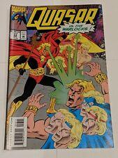 Quasar #53 December 1993 Marvel Comics