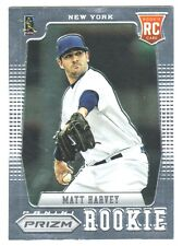 2012 Panini Prizm #179 MATT HARVEY ROOKIE RC Rookie New York Mets QTY Available