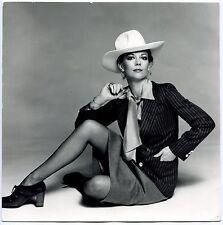 Photo Terry O'Neill - Natalie Wood - Tirage argentique d'époque 1967 -