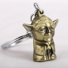 Star Wars:Jedi Master Yoda Keychain Movie Memorabilia:Be One With The Force Gift
