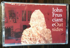 John Frusciante - Outsides (2013)  Music Cassette EP  NEW/SEALED  SPEEDYPOST