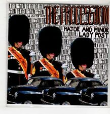 (GU452) The Procession, Major & Minor / Lady Post - DJ CD