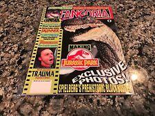 Fangoria 112! 1993 Delicatessen Kafka Heart stopper Doctor Morbid Murder In Law