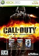 Xbox 360 Call of Duty: The War Collection VideoGames