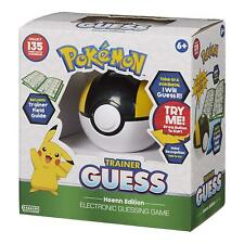Pokemon Trainer Guess Hoenn Edition Ultra Ball Toy