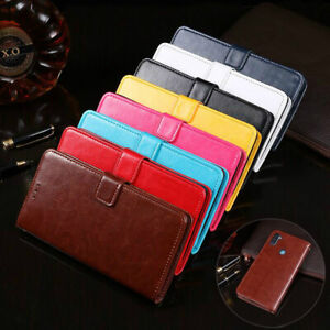 For Samsung Galaxy A11 A21s A51 A71 Leather Wallet Flip Case Card Cover