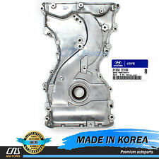 GENUINE Timing Chain Cover for 2010 Hyundai Genesis Coupe 2.0L Turbo 21350-2C100