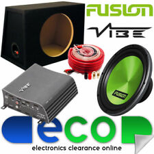 Vibe Mono Vehicle Audio Amplifiers with 1 - (Mono) Channels