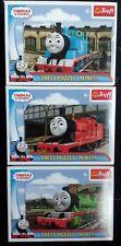 3x54 Teile Thomas die kleine Lokomotive Minipuzzle Treffl