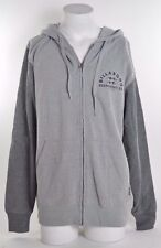 215 NWT MENS BILLABONG ARCHER ZIP FLEECE HOODIE $50 L gray heather boardshort