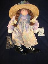 "LITTLE SOULS Doll 24"" Gretchen Wilson ODETTA 1 of Kind ~ RARE ~ NEW with TAG"