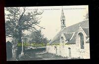 Early Postcard La Chapelle de Tremalo (Tremalo Chapel) Pont-Avon France B2217a