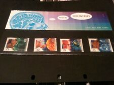QE11 1994 SG 1839/42  MEDICAL DISCOVERIES PRESENTATION PACK STAMPS