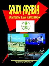 NEW Saudi Arabia Business Law Handbook by Ibp Usa