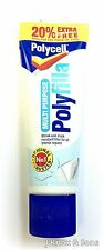 Multi Purpose Polyfilla 400g Squeeze Tube Easy Interior Repairs Polycell 20%FREE