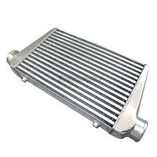 "Universal 25""x12""x3"" Turbo Intercooler Tube & Fin FMIC"
