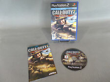 CALL OF DUTY 2/BIG ROT ONE/SPIELE PS2