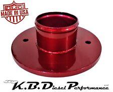 KBDP Candy Red NA Style Upper Intake Manifold Plenum 6.2l 6.5l Diesel Chevy GMC