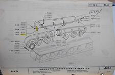 Fiat 619-697- / STAFFA CONDOTTO SCARICO 4682312