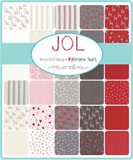 Moda JOL Wenche Wolff Hatling JELLY ROLL 40  Strips Northern Quilt CHRISTMAS
