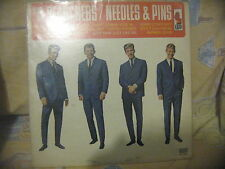 THE SEARCHERS - LP - 1963-MEET THE SEARCHERS-NEEDLES & PINS