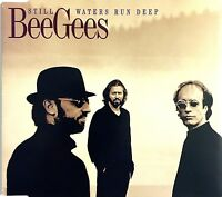 Bee Gees Maxi CD Still Waters Run Deep - Promo - England (M/VG)