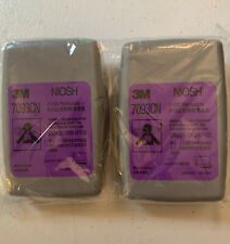 For 3M 7093CN 4PCS ( 2 Pairs) filter for 3M 6200/6800/7502