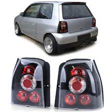 Klarglas Rückleuchten schwarz für VW Lupo + Seat Arosa