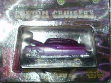 "RACING CHAMPIONS 1949 FORD MERCURY COUPE ""LEAD SLED""  CUSTOM LOW RIDER 1/64"