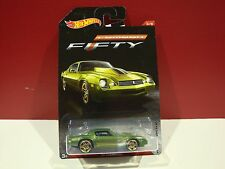 Hotwheels FIFTY Set FEP PP 81 Camaro Prototype with tag 1981 67 68 69 70 454 396