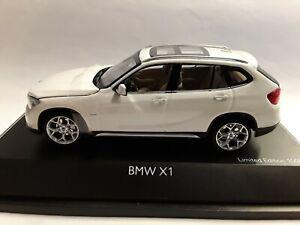 BMW  X1 * Alpin weiss * 1:43 Schuco