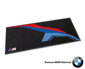 BMW Motorrad Genuine M Sport Motorcycle Paddock Track Mat Bike Display Carpet