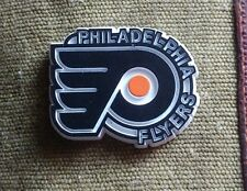 NHL vintage Philadelphia Flyers standing board hockey fridge rubber magnet