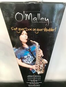 JazzMaster Saxholder Saxophone Harness Strap Newest and best Soprano,Alto,Tenor
