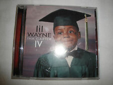 Tha Carter IV [Clean Version] by Lil Wayne (CD, Aug-2011, Motown)