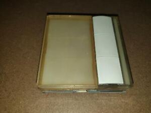 Ritto Tastenmodul 1 5753/02 weiß 3 Tasten fach Klingel Modul 15753/72 geb.