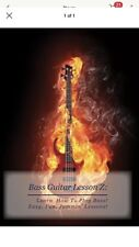 BASS GUITAR LESSON Z DVD For Left Handed Bass Players: Beginners!