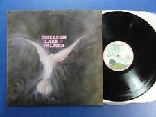 EMERSON LAKE & PALMER EMERSON LAKE & PALMER island A-2U B-1U LP EX VINYL