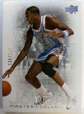 2011-12 Upper Deck Tar Heel Master Collection Michael Jordan #2, UNC #'d 136/250