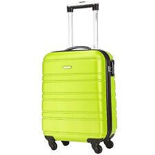 CheckIn Paradise Miami 4 Wheels  Trolley Suitecase  55 cm (neongrün)