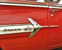 1960 Chevy Impala Chevrolet PhotoArt 10mil PhotoStock Classic Car Various Sizes