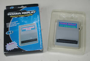 PS1 / Playstation 1 - POWER REPLAY MODUL / ähnl. Action Replay / Cheatmodul