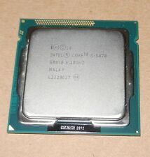Intel Quad Core i5-3470 SR0T8 3.2GHz 6MB Socket LGA1155 Processor