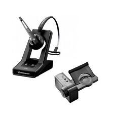 Sennheiser SD Office Wireless Headset system + Handset Lifter (B)