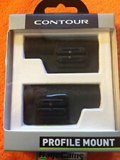 Contour ROAM3 Contourroam Contourplus PLUS2 HD Camera PROFILE MOUNT'S RIGHT+LEFT