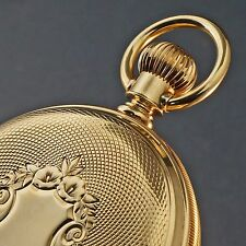 Stunning 1880s E. Howard & Co 14K Yellow Gold, N Size Series VII Pocket Watch