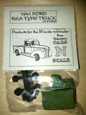 Bruce Richardson N-510341 N 1941 Ford REA Type Truck
