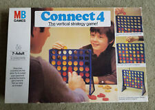CONNECT 4 MB Games Original 1976 Vintage Edition Complete EXCELLENT CONDITION
